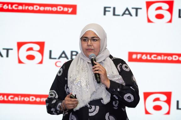 Flat6Labs Speaker